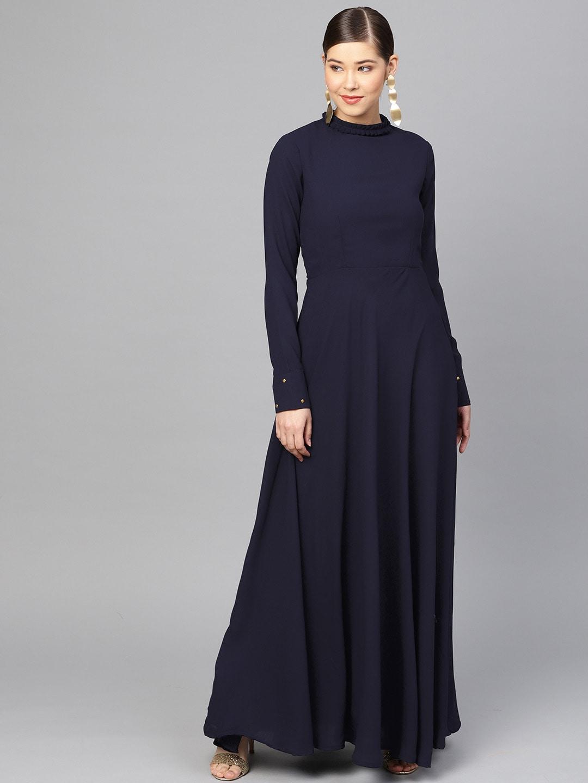 acd20a2c5a0 Women Long Maxi Dresses - Buy Women Long Maxi Dresses online in India