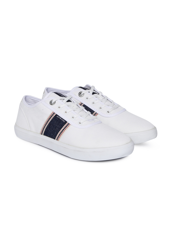 Veröffentlichungsdatum: beste Auswahl von 2019 erstklassige Qualität Jack & Jones Men White JFW AUSTIN Sneakers