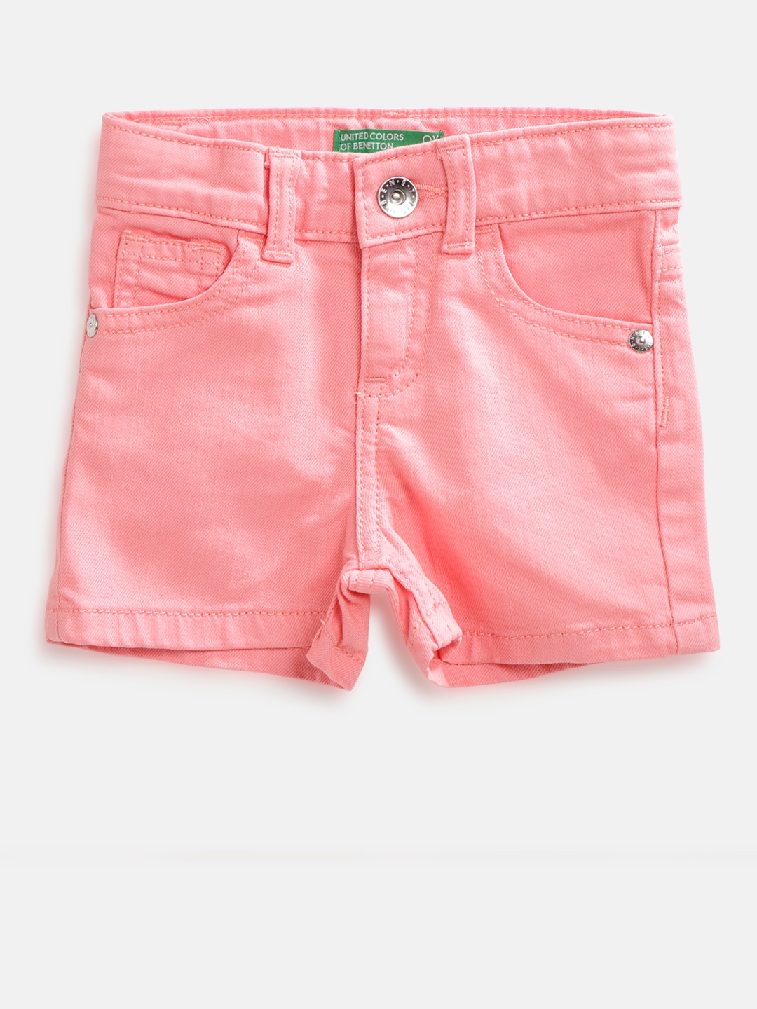 separation shoes c513e 78e37 Shorts For Girls- Buy Girls Shorts online in India - Myntra