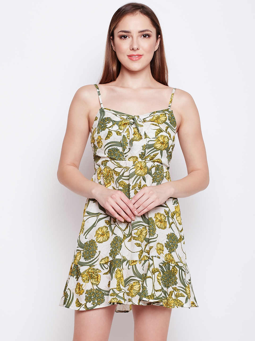 2bbfd47c4 Floral Dresses - Buy Floral Print Dress Online in India