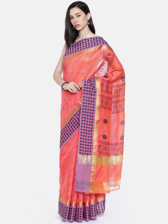 29f5efb627f1b Cotton Sarees - Buy Cotton Sarees Online in India