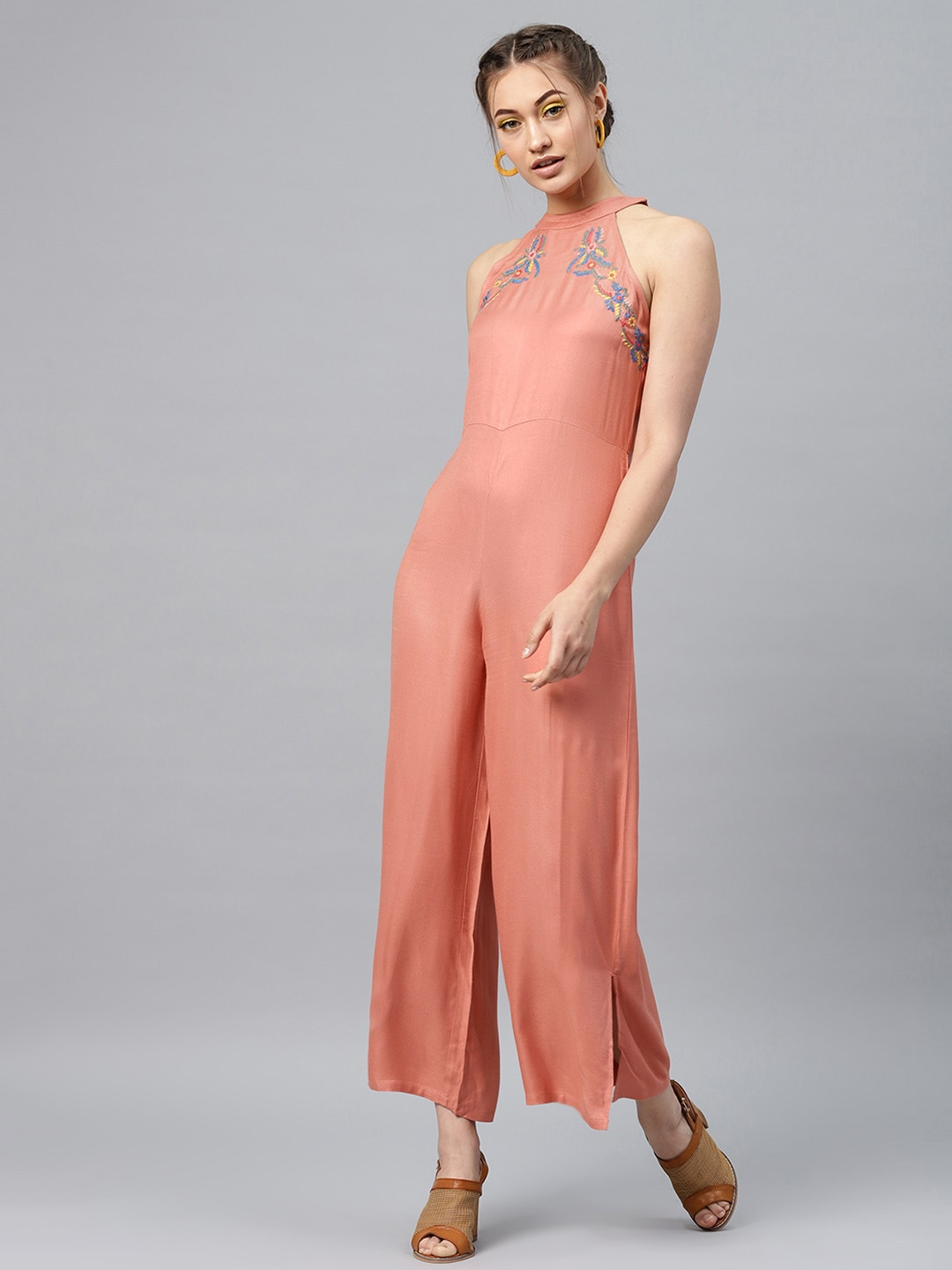 bab8a3d831 Women Jumpsuits Rompers - Buy Women Jumpsuits Rompers Online in India