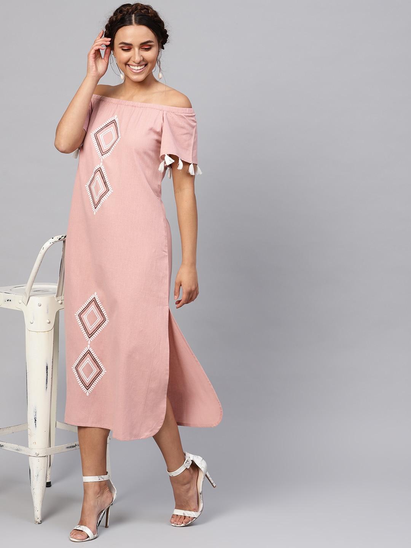 5aea0427c861 Midi Dresses - Buy Midi Dress for Women   Girl Online