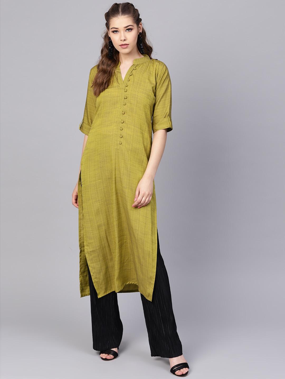 00575619495 Kurtis Online - Buy Designer Kurtis   Suits for Women - Myntra