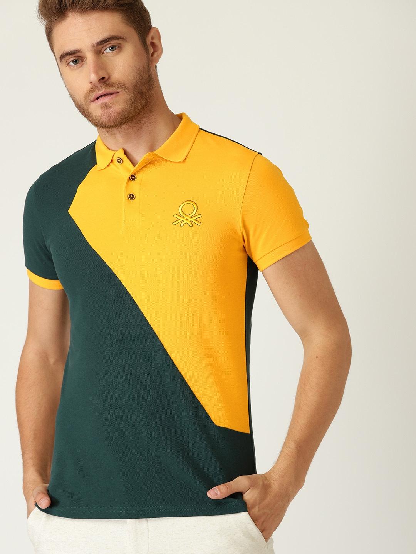 cf15a79d06eb UCB T-shirt - Buy United Colors of Benetton T-shirts for Men   Women
