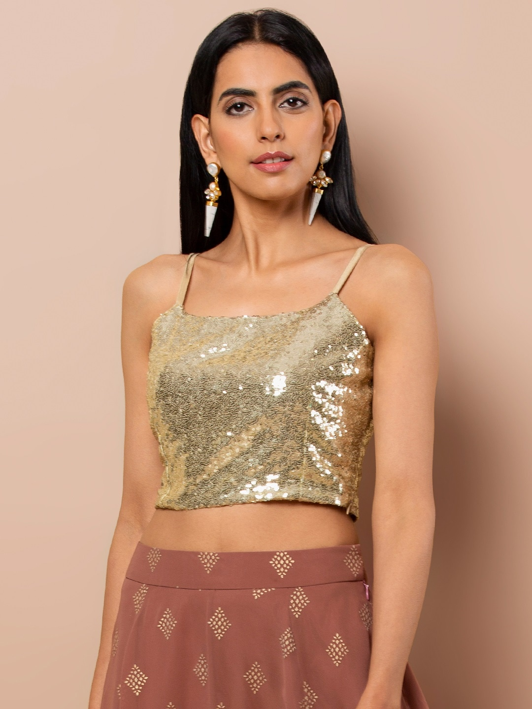 74f7a4ac02e Crop Tops - Buy Midriff Crop Tops Online for Women in India