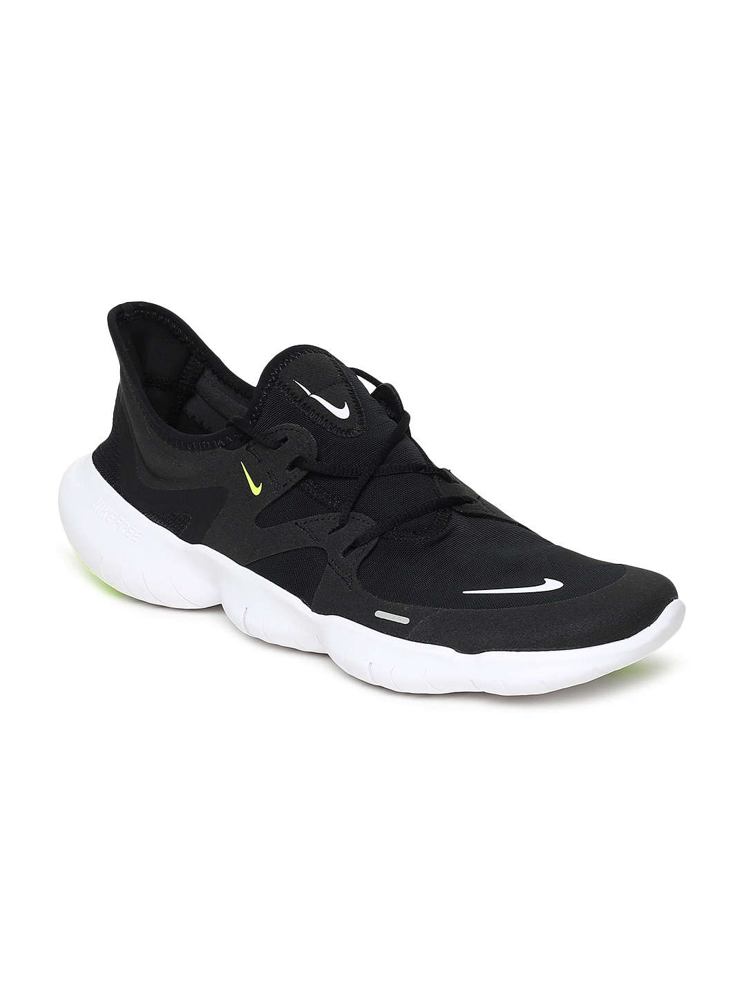 48d1ec2d672d Nike Black Shoes - Buy Nike Black Shoes Online in India