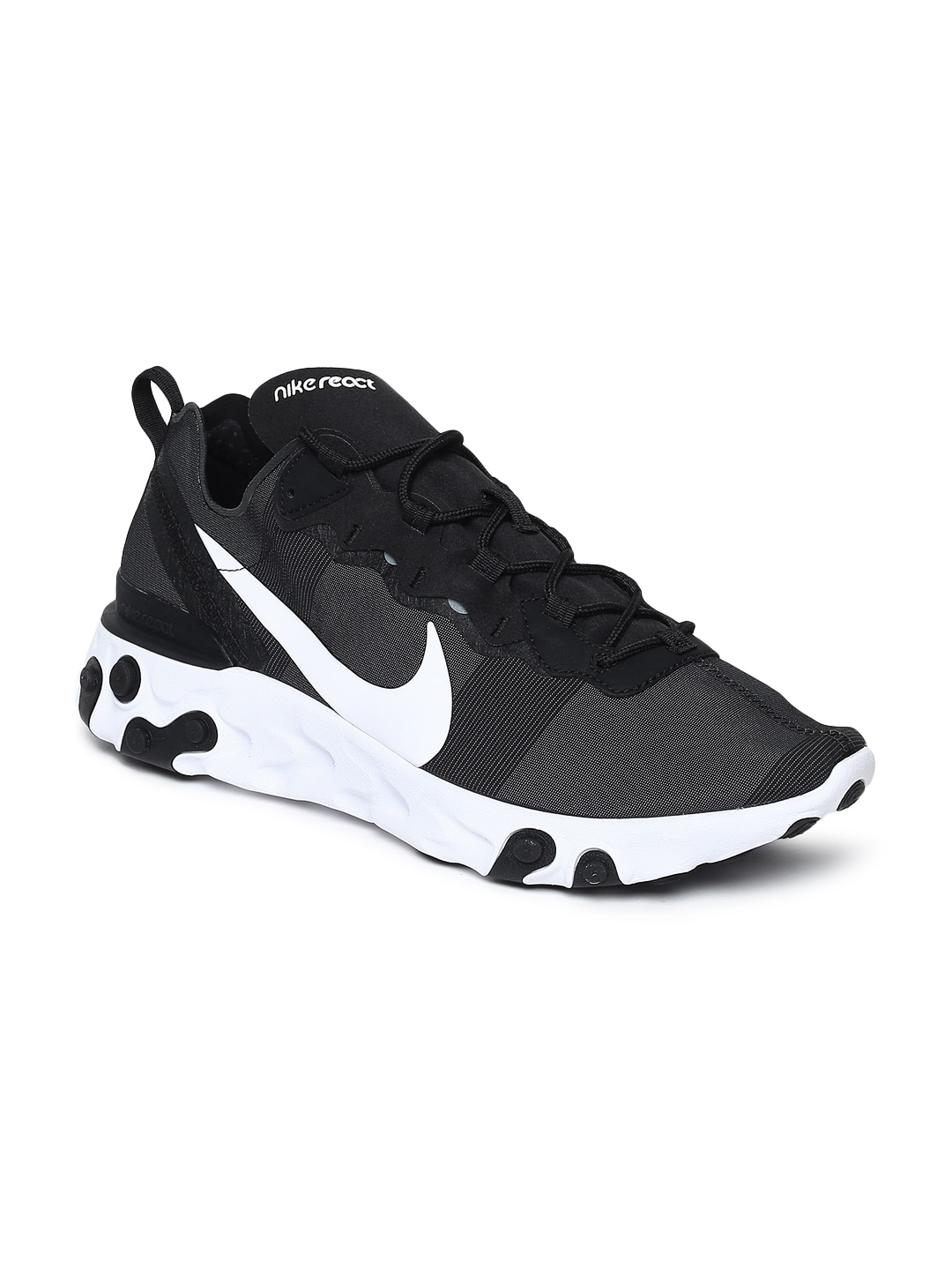 cb6423a5c9ee Nike Black Shoes - Buy Nike Black Shoes Online in India