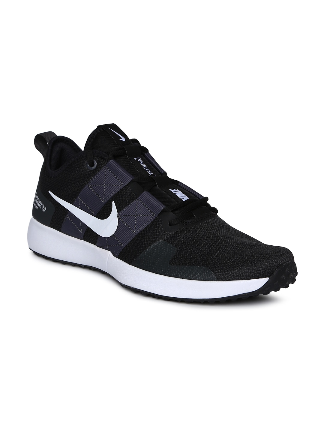 a9afb042b4a70 Nike Black Shoes - Buy Nike Black Shoes Online in India
