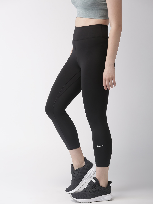 b35dd870d6d6db Nike Black Tights - Buy Nike Black Tights online in India