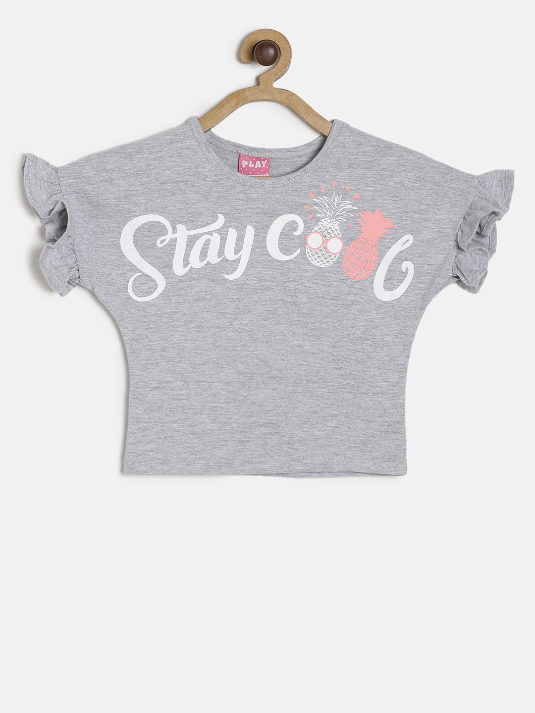 d93dd5bf4d Girls Tops - Buy Stylish Top for Girls Online in India