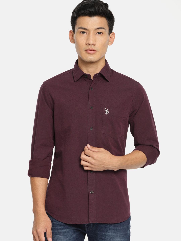 5ae23a0c12b US Polo Assn Shirts - Buy US Polo Assn Shirt Online