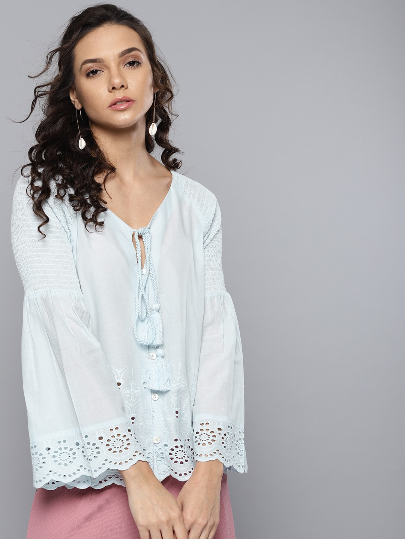 744373d6df44a7 Cotton Tops - Buy Stylish Cotton Tops Online