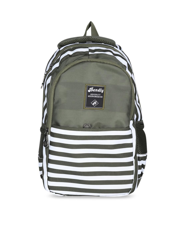 2026d6f79dd Women Striped Bags Backpacks - Buy Women Striped Bags Backpacks online in  India
