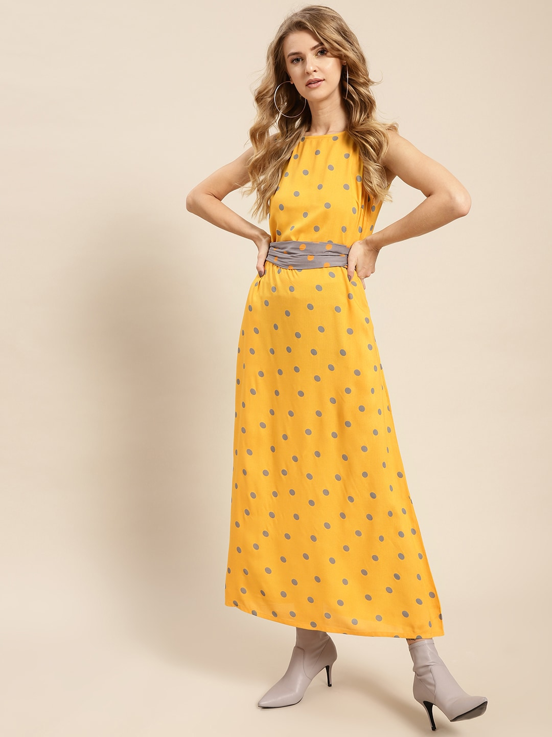 c36f7dc8f57 Yellow Dress For Women - Buy Yellow Dress For Women online in India
