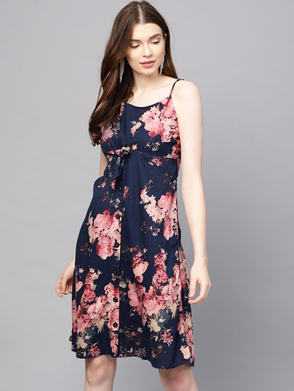 2c9cf4f10ba Women Shoulder Strap Dresses - Buy Women Shoulder Strap Dresses online in  India