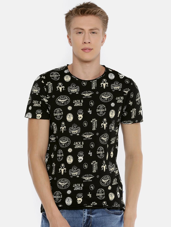 25c441b99c51a8 Jack   Jones T-shirt - Buy Jack   Jones T-shirts Online