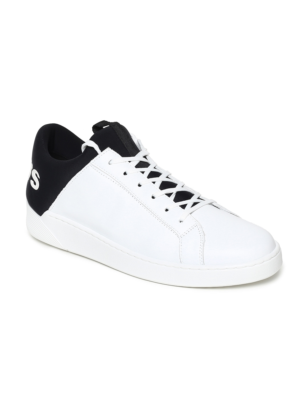 first rate ae505 43b8f White Shoes - Buy White Shoes Online in India