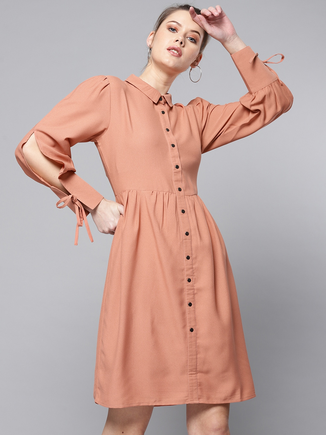 92cc92b6d1b0 Long Sleeve Dress - Buy Full Sleeve Dresses Online