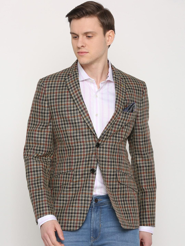 93cdba70d8 Slim Fit Blazers   Buy Slim Fit Blazers Online in India