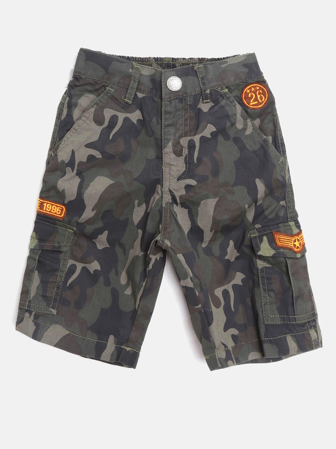 92c8a57390 Camouflage Shorts - Buy Camouflage Shorts online in India