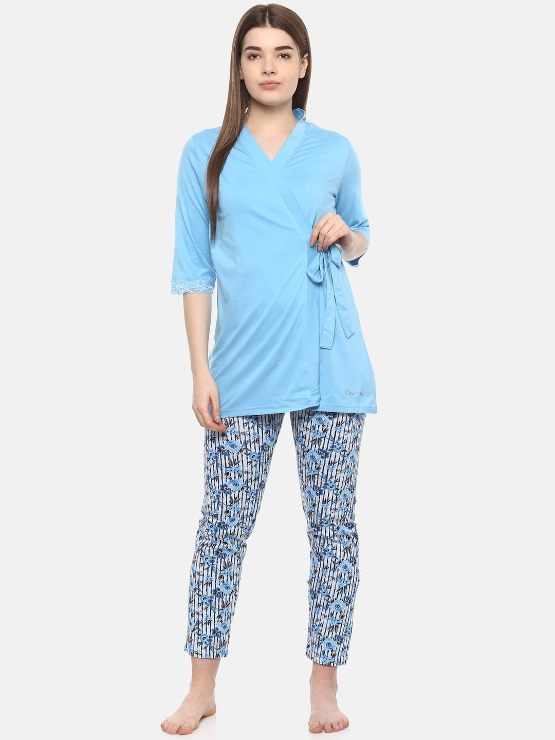 66c2e705b Night Suits - Buy Night Suits for Men   Women Online - Myntra