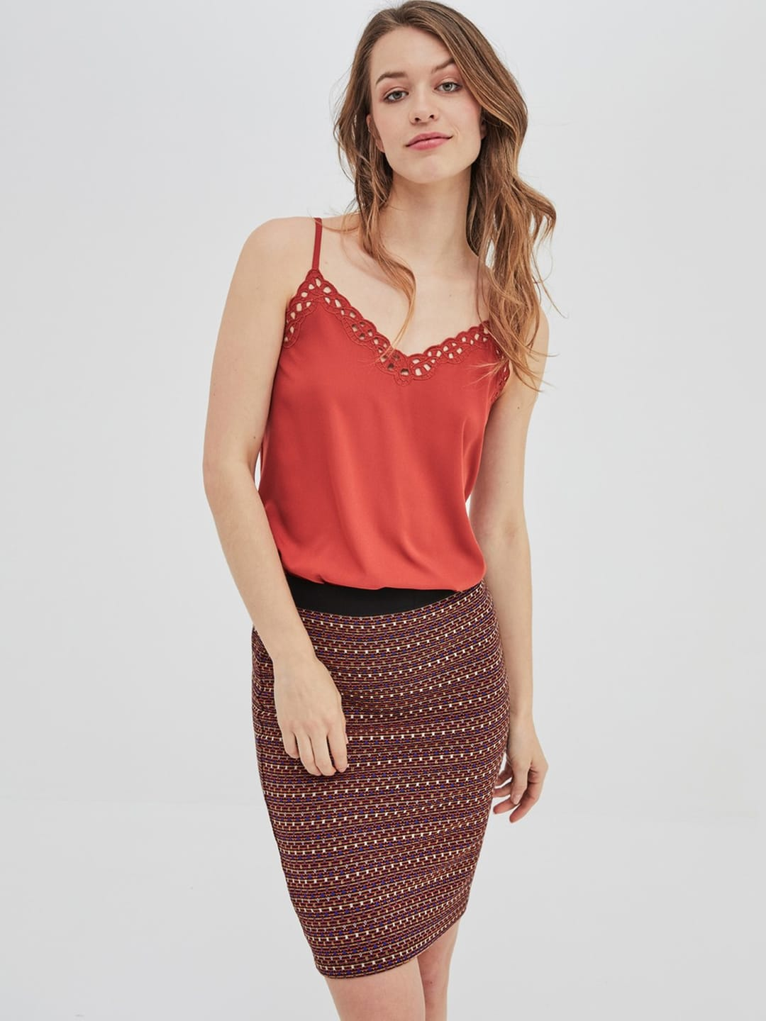 5d4c7cc770ba Promod Skirts - Buy Promod Skirts online in India