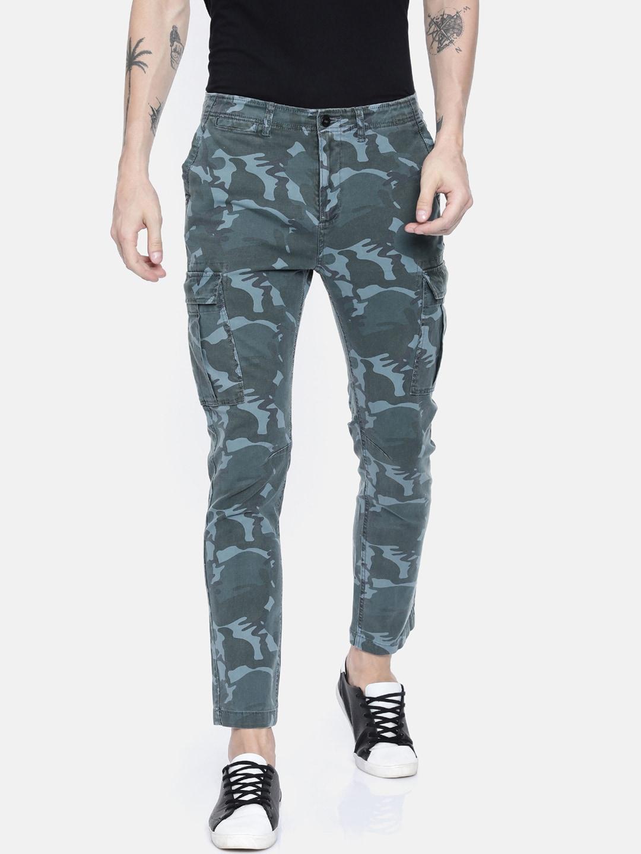 63c758e00ec Trousers For Men - Buy Mens Trousers Pants Online - Myntra