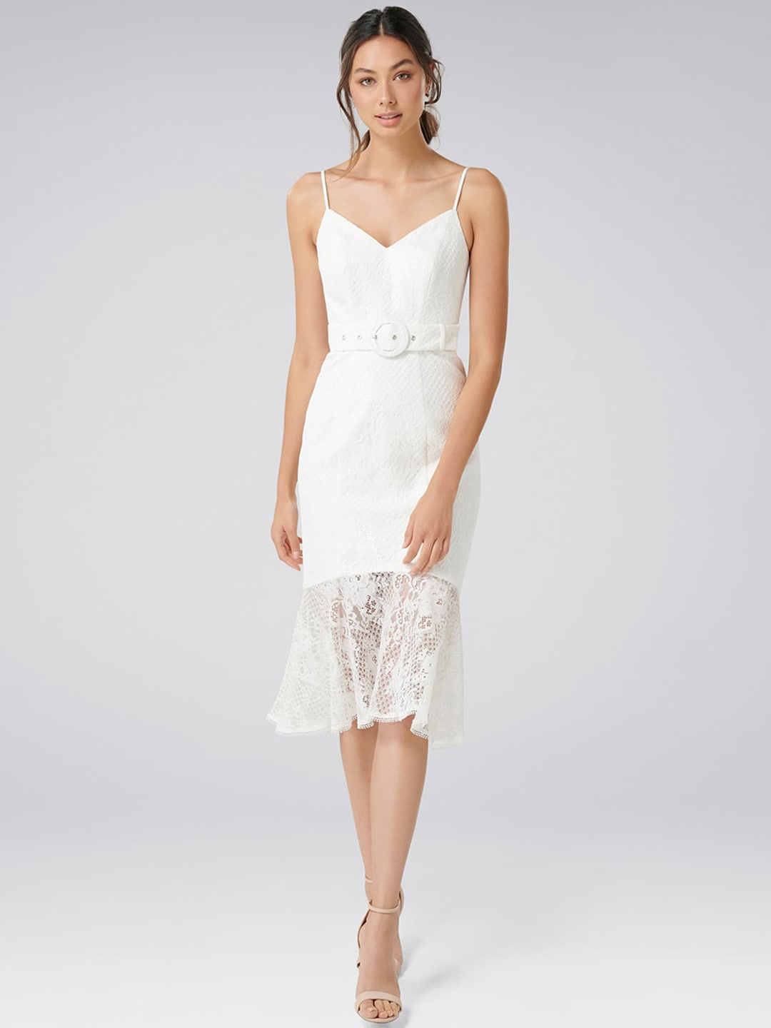 6c381548a1 Forever New Sabrina Lace Dress - Gomes Weine AG
