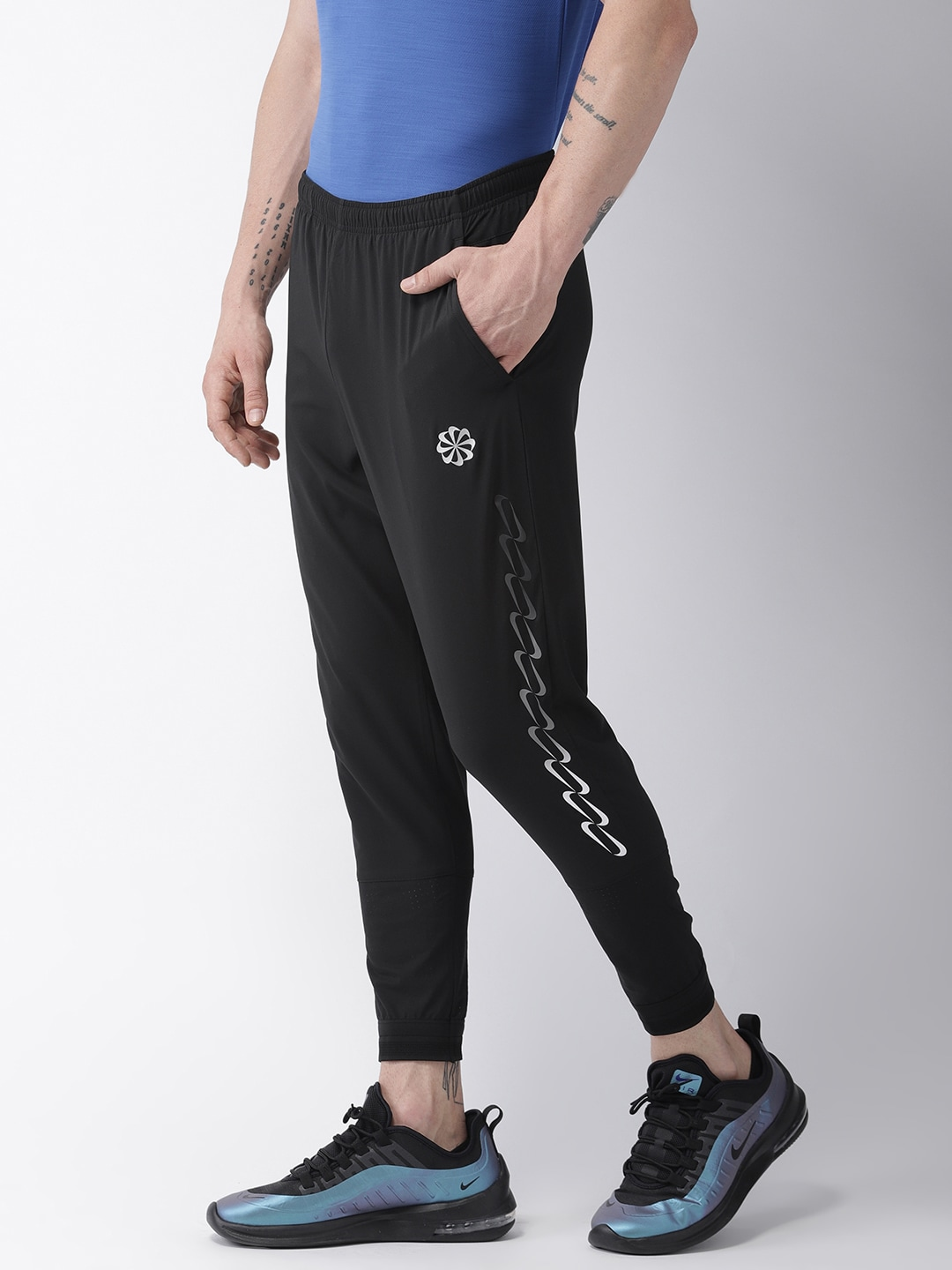 wholesale dealer a5c78 bf3ff Men Track Pants-Buy Track Pant for Men Online in India Myntra