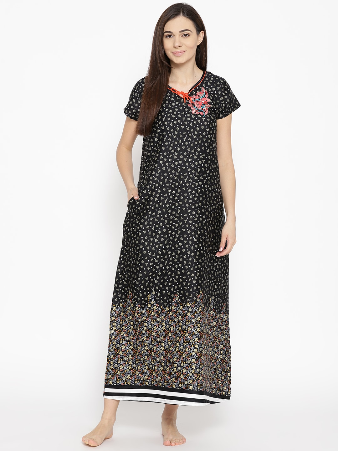 e2fe12b0ff0 Cotton Nightdresses - Buy Cotton Nightdresses Online in India
