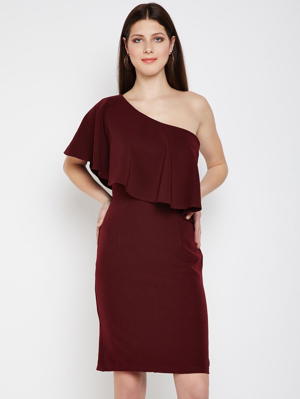 7496274912d3 One Shoulder Dresses - Buy One Shoulder Dresses   Tops Online