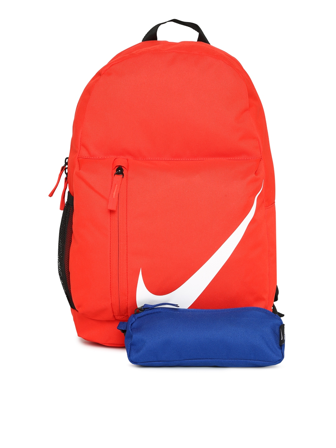 Nike Kids Red Elemental Brand Logo Backpack
