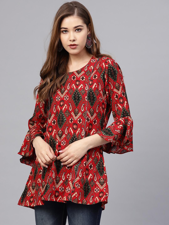 ca75bd1f0141f Ethnic Tops - Buy Ethnic Wear for Women Online in India