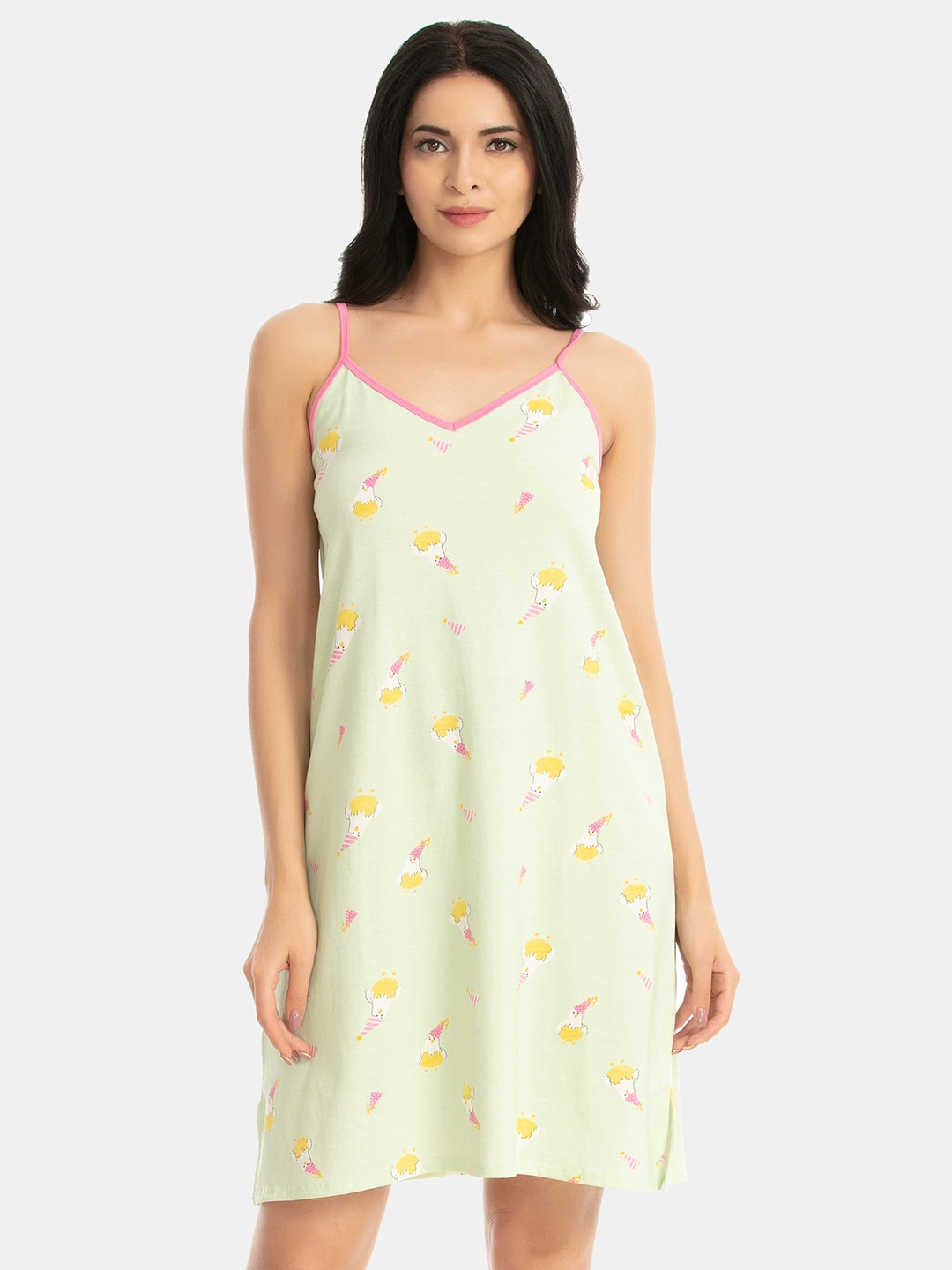 0b30e355a0fc Cotton Nightdresses - Buy Cotton Nightdresses Online in India