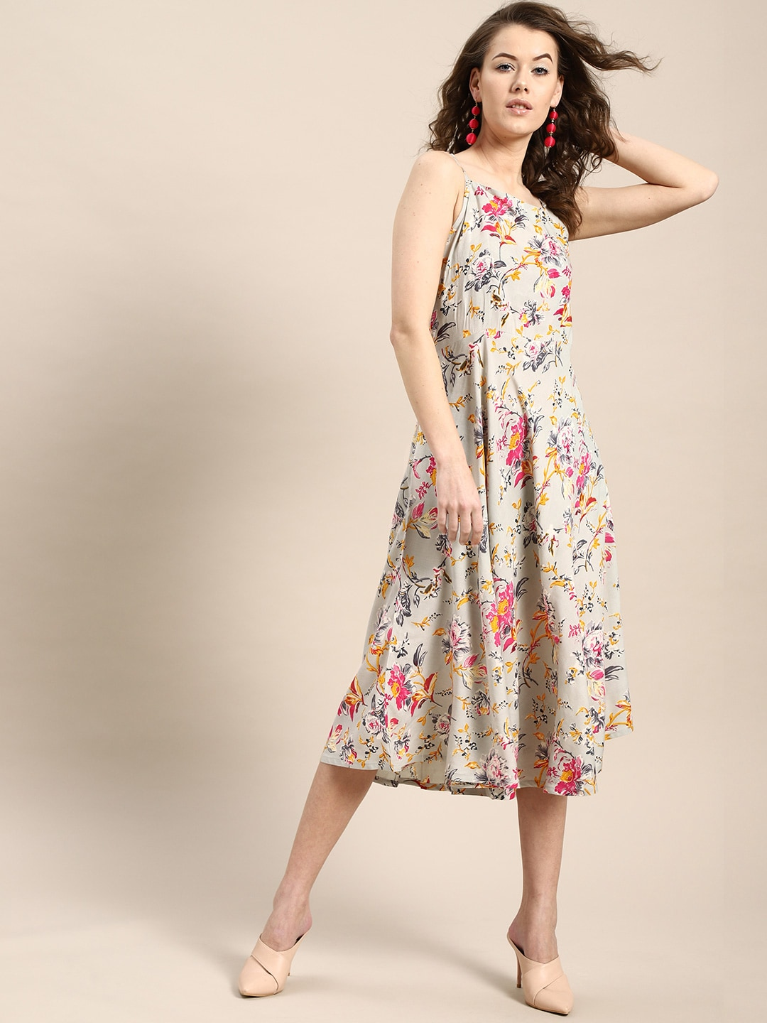 b6eb6ffea50ab Floral Dresses - Buy Floral Print Dress Online in India