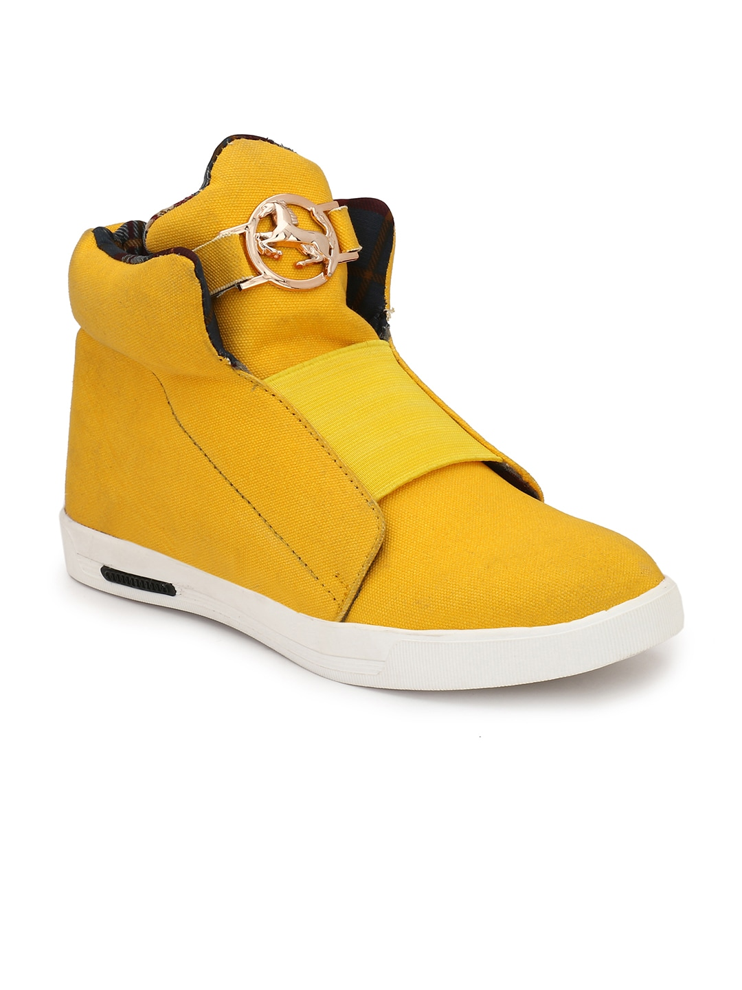 newest 2e5be 0f3a6 Yellow Shoes For Men - Buy Yellow Shoes For Men online in India