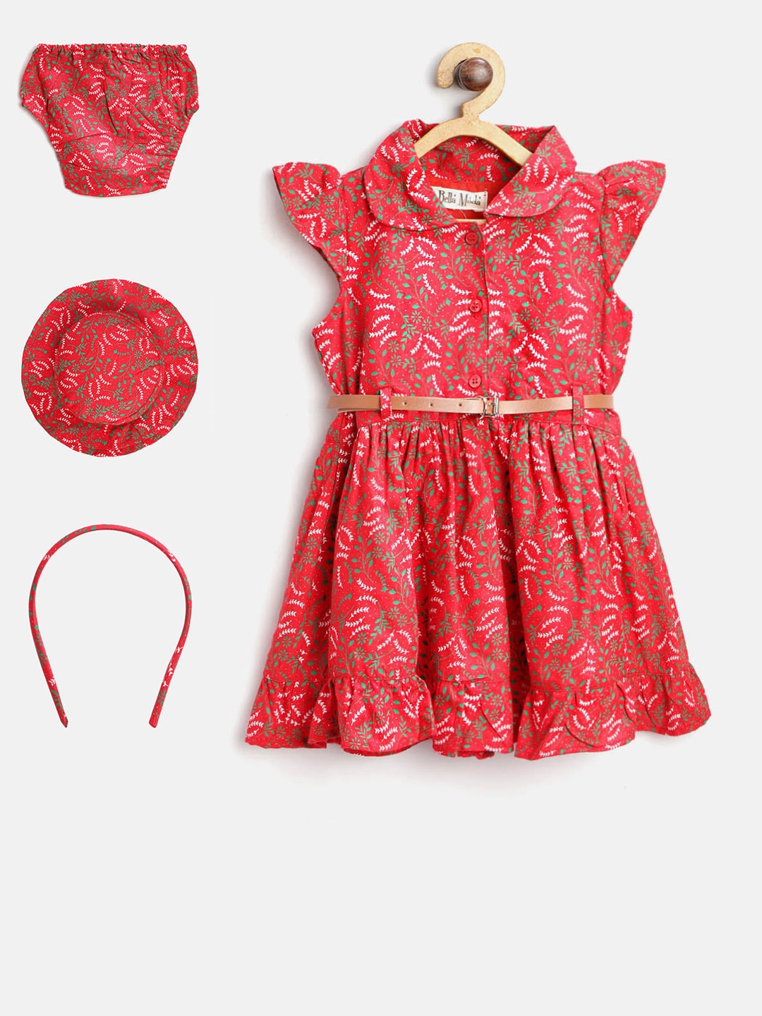 fc75de198 Red Dress - Buy Trendy Red Colour Dresses Online in India