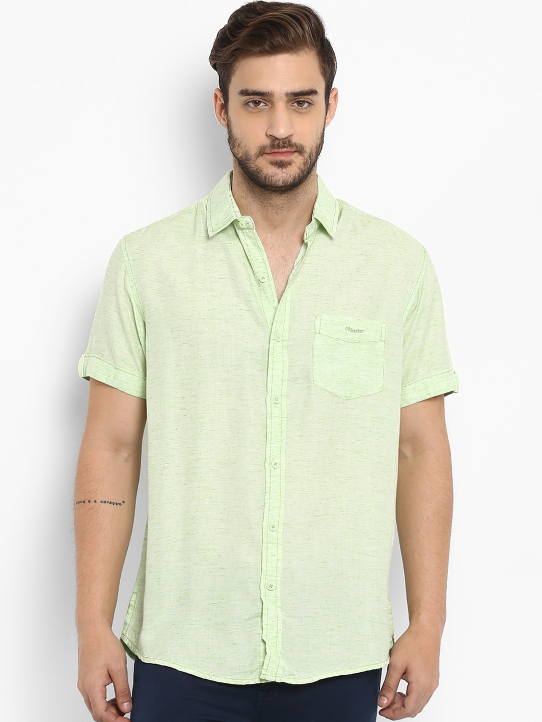 3c3d1ea8d95 Mufti Shirts - Buy Mufti Shirt For Men Online in India