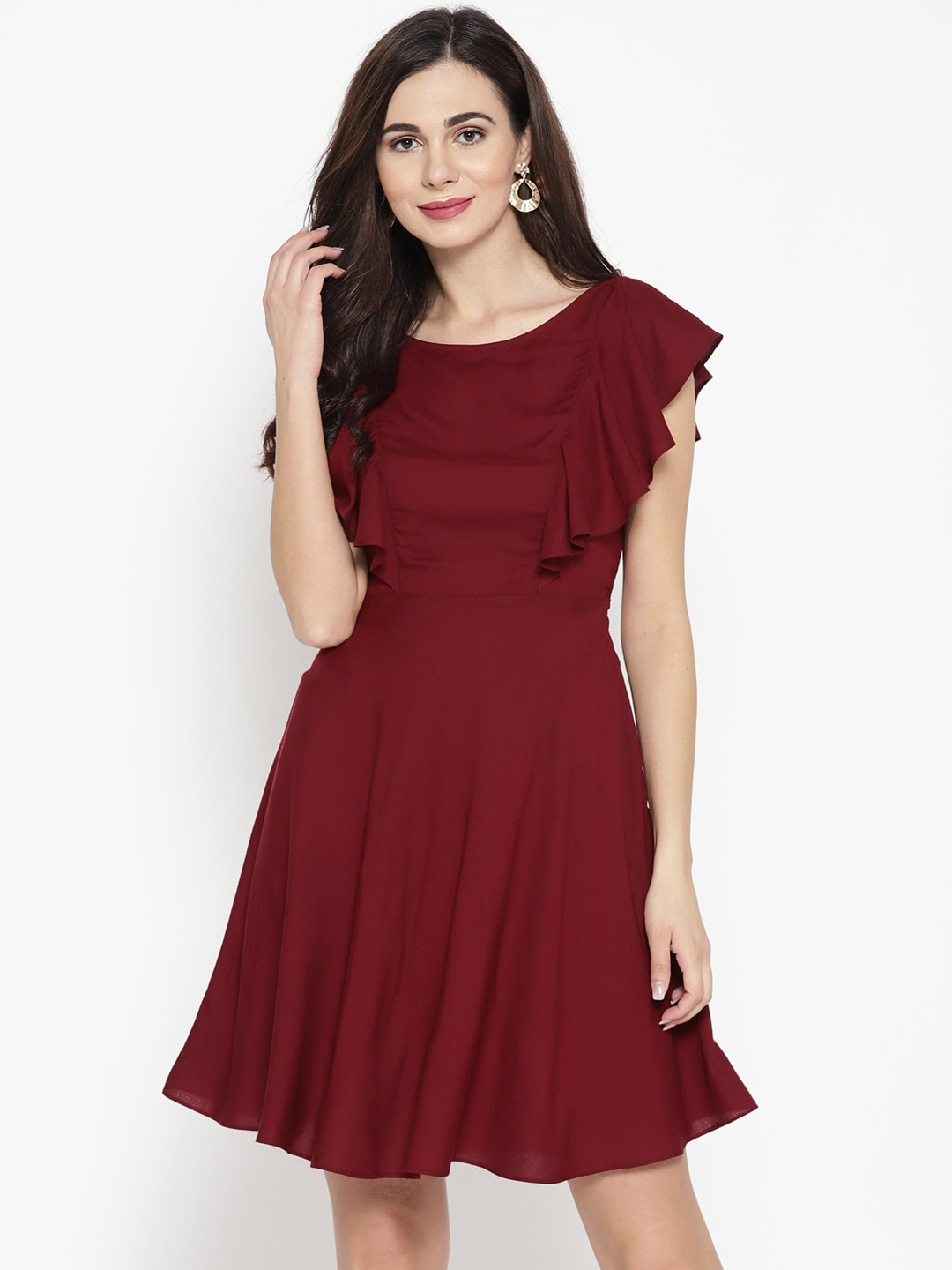 eb1d16df7 Ruffle Dresses - Buy Ruffle Dresses online in India