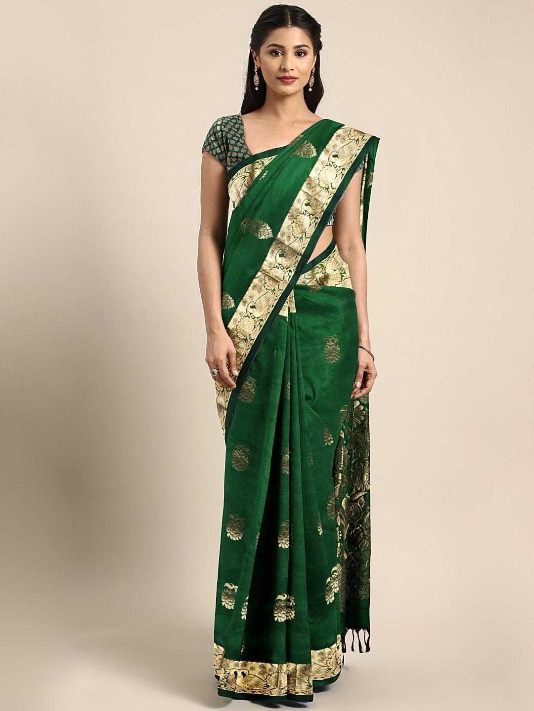 eaaf49320 Women Sarees Kajal Shrug - Buy Women Sarees Kajal Shrug online in India