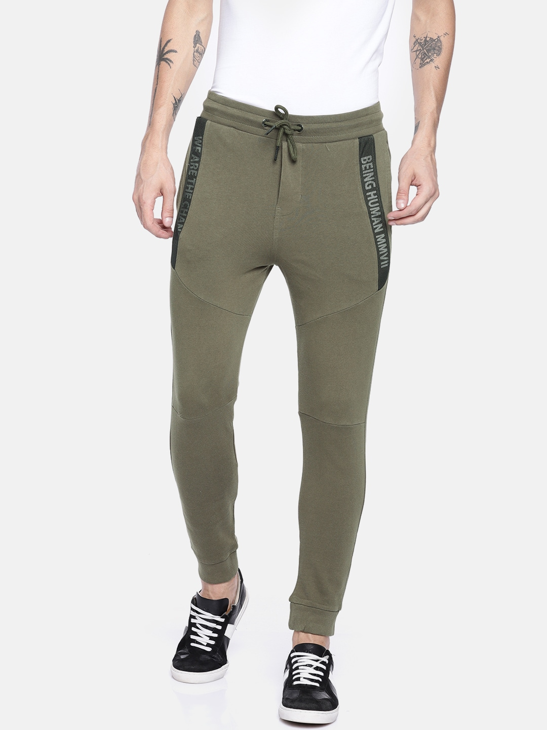 4747901c1 Being Human Track Pants - Buy Being Human Track Pants online in India