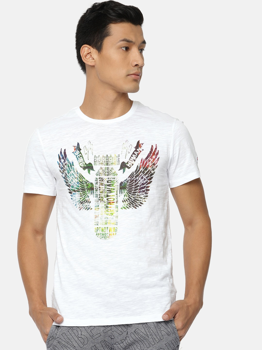 4801ad4bc Being Human T Shirts Online Shopping In India