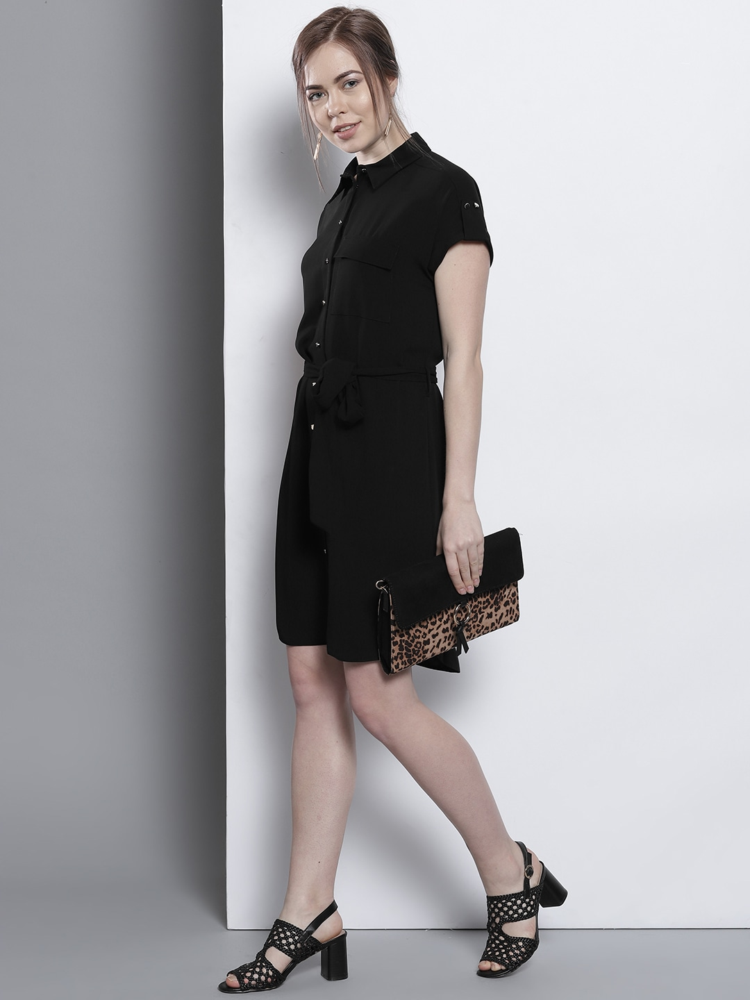 364da6e643 Black Dress - Buy Black Dresses For Women in India
