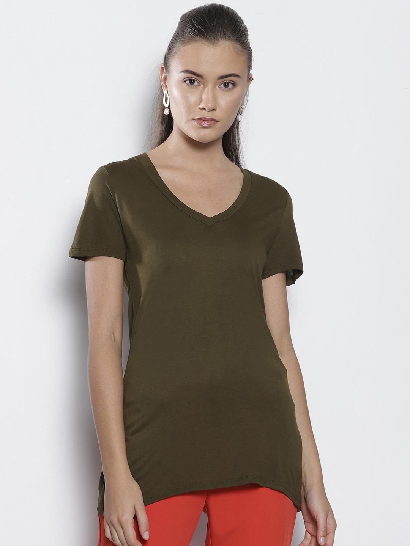 9091ac83a5 T-Shirts - Buy TShirt For Men, Women & Kids Online in India | Myntra