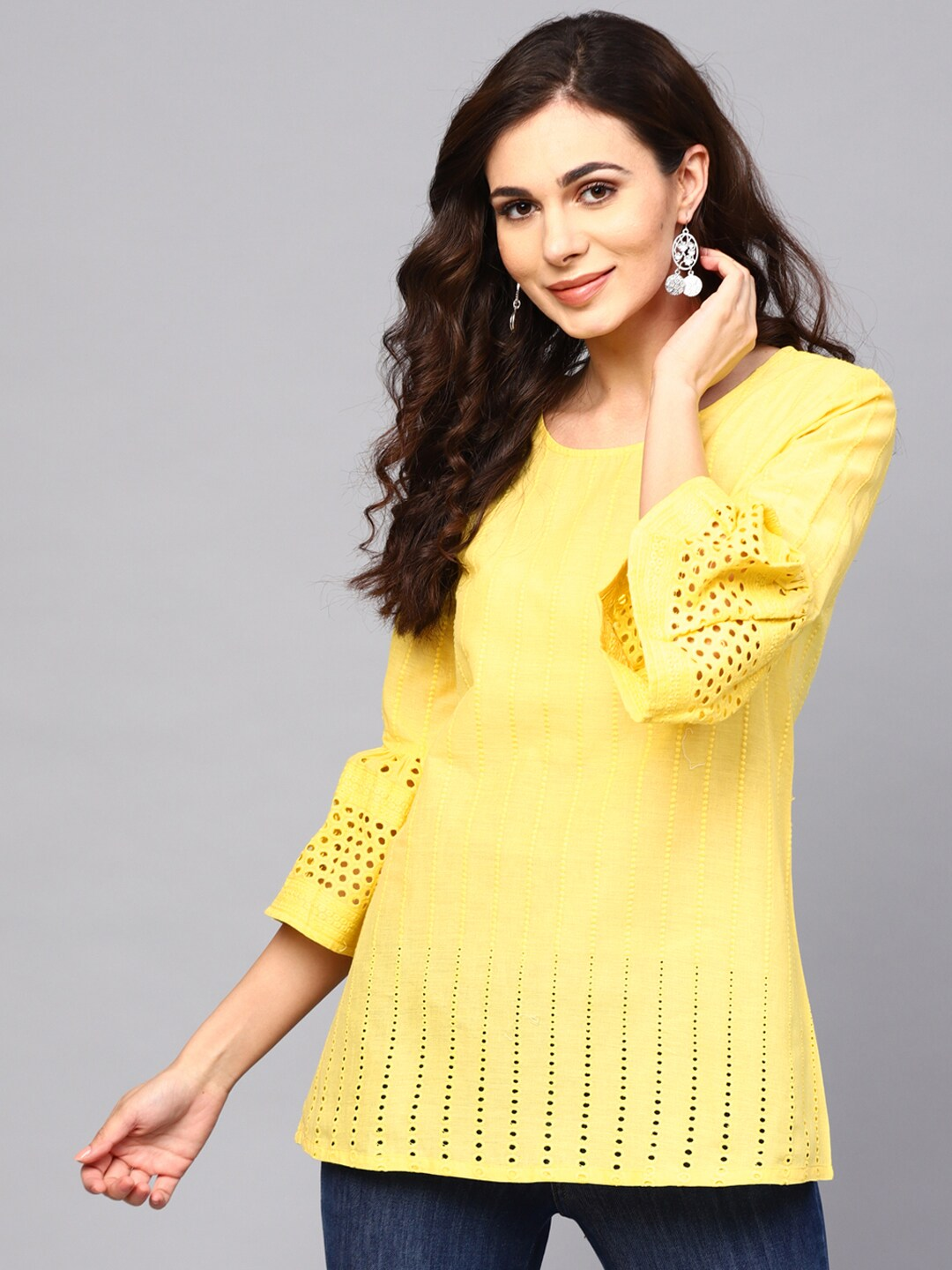 66155c8274a Tunics for Women - Buy Tunic Tops For Women Online in India