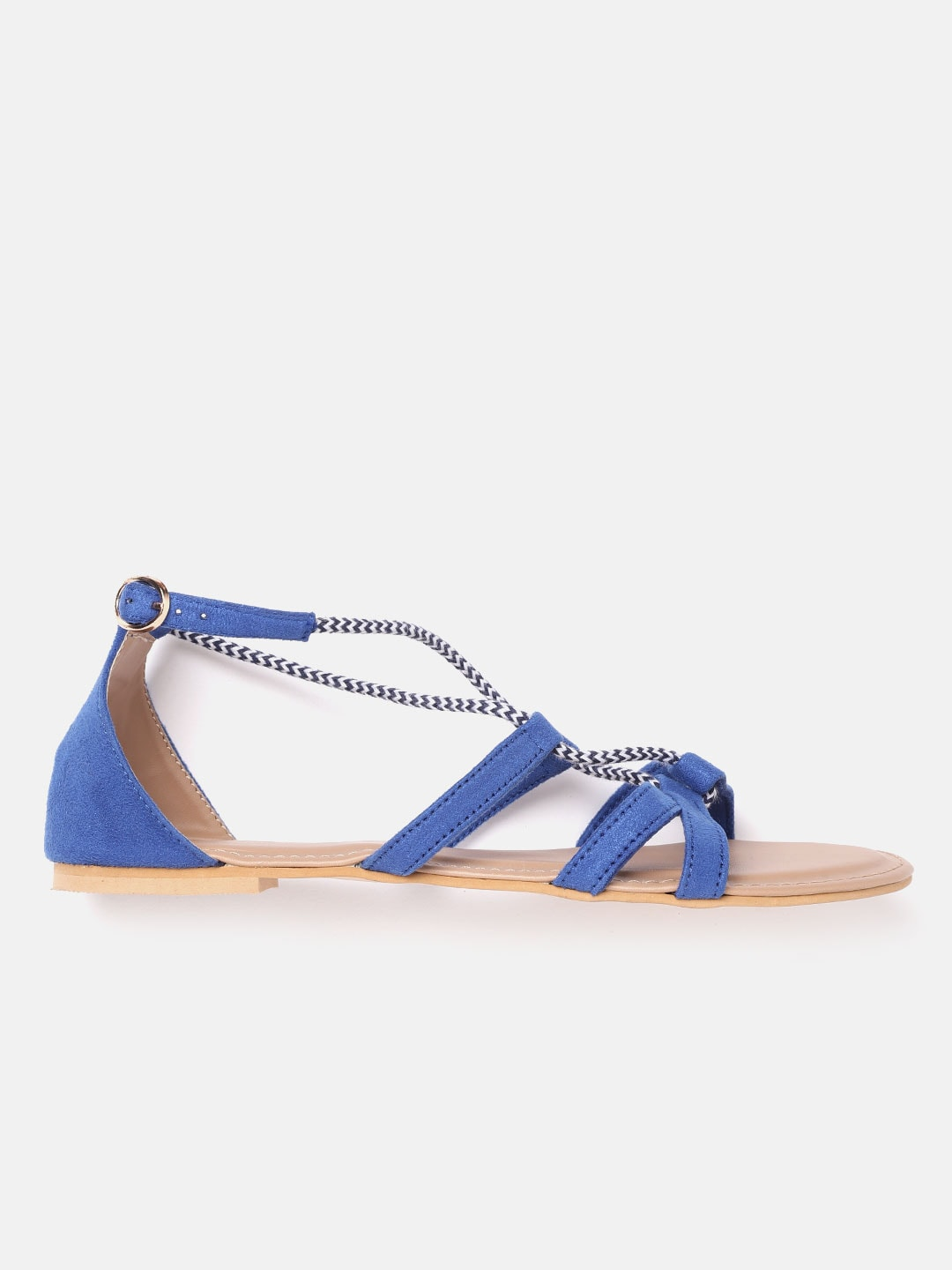 mast and harbour open toe flats