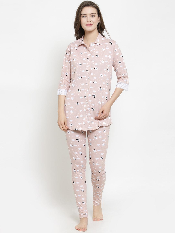 4bd006f9528 Women Loungewear   Nightwear - Buy Women Nightwear   Loungewear online -  Myntra