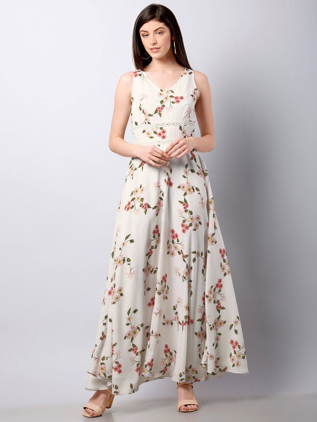 ed527b7528748 Faballey Maxi Dresses - Buy Faballey Maxi Dresses online in India
