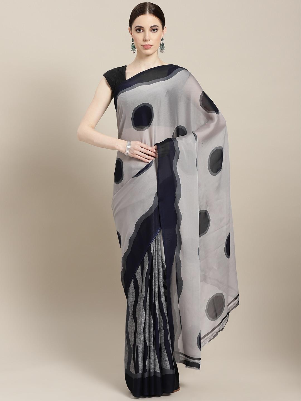 70e9b84cce80c Women Sarees Sarees Blouse Printed - Buy Women Sarees Sarees Blouse Printed  online in India